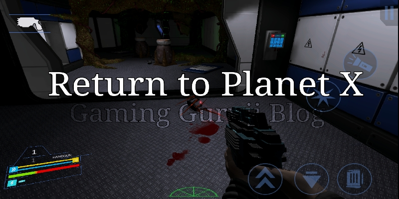 Return to Planet X Game for Android APK and OBB link