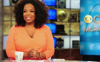 'CBS This Morning' is 'begging' Oprah to fill in for Charlie Rose
