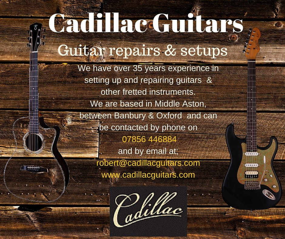 Cadillac Guitars