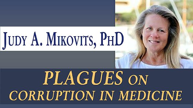 Judy Mikovits_plagues,vaccini_dna,retrovirus,