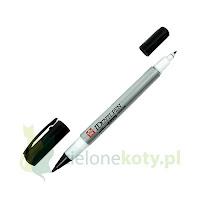 http://zielonekoty.pl/pl/p/Marker-pisak-Sakura-Identi-Pen-czarny-dwie-koncowki/3803