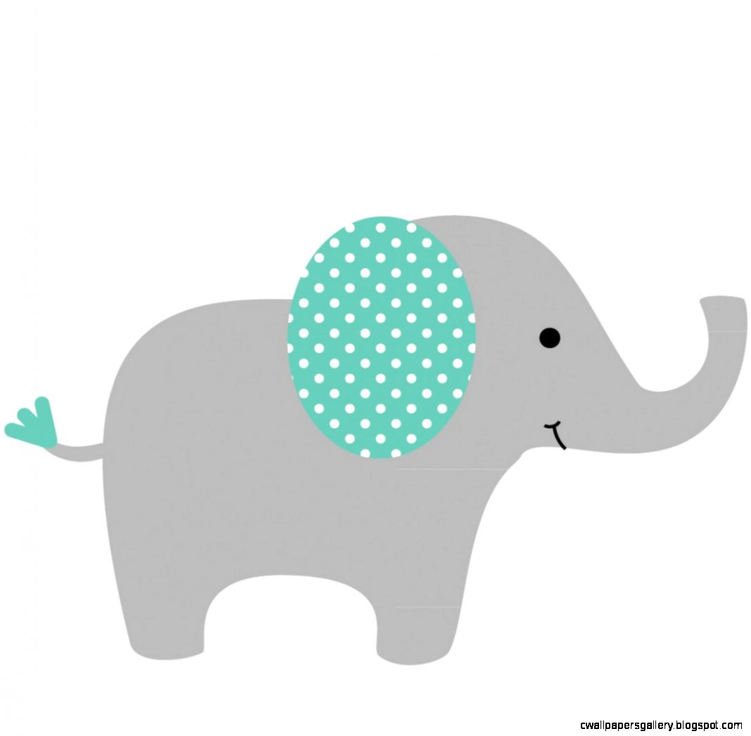 Baby Elephant Clipart | Wallpapers Gallery