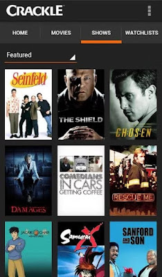 Crackle Movies And TV
