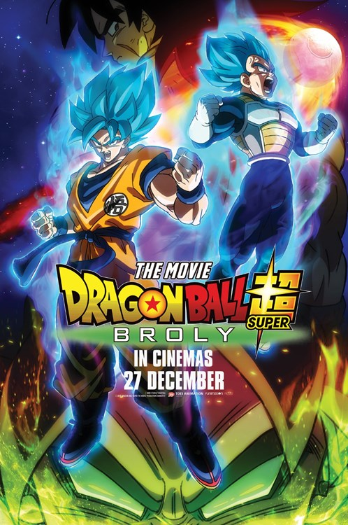 Review Filem Dragon Ball Super: Broly