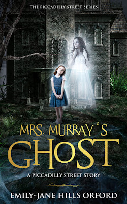 Mrs Murry's Ghost cover