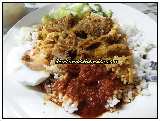 Tempat Makan Best Melaka| Nasi Gunting, Melaka