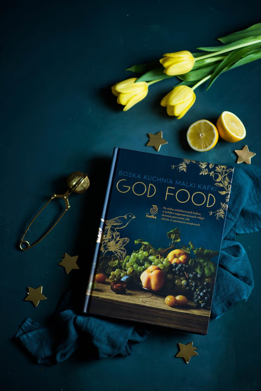 """""""God Food"""" Boska kuchnia Malki Kafki - recenzja książki"""