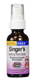 How to Teach When You've Lost Your Voice: Singer's Spray