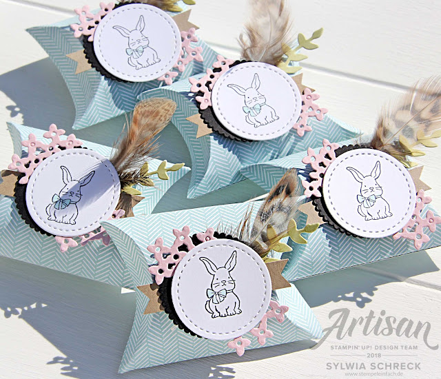 Osterhase-Stampin´ Up!-Verpackung