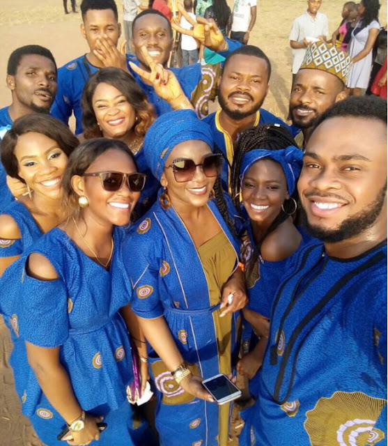 genevieve nnaji clan aboh mbaise imo state