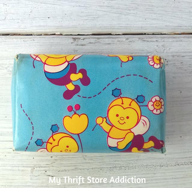 vintage Avon Bumble Babee soap