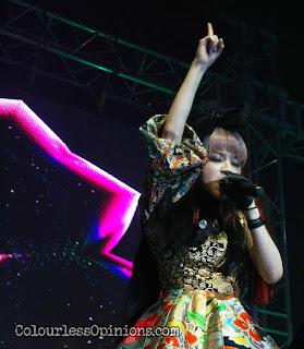 maria garnidelia live animax carnival malaysia 2016