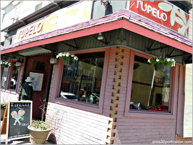 Mi Primera Ruta de Brunch: Tupelo