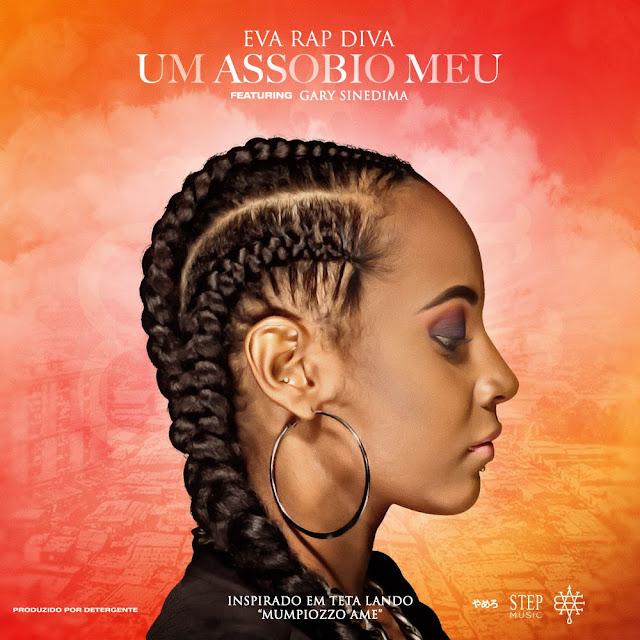 """A mc angolana EvaRapDiva lança a musica """"Um assobio meu"""" part. Gari Sinedima"""