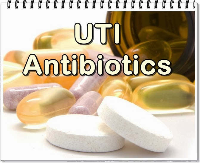 4 Common And Top Antibiotics For UTI - Urinary Tract ...