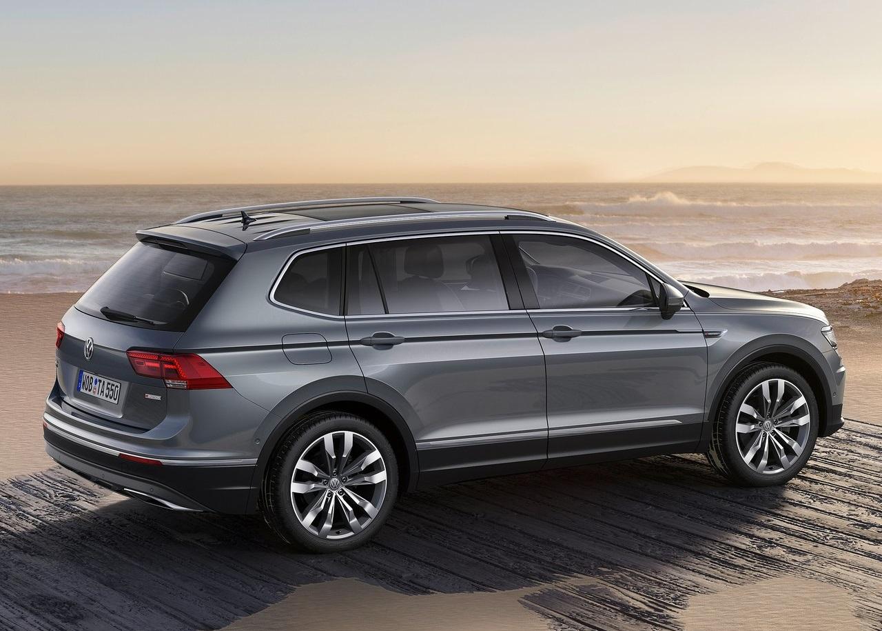 2018-2019 Volkswagen Tiguan Allspace Details - CAR DETAILS