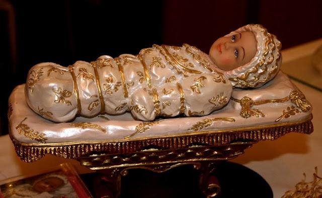 Resultado de imagen para La Virgen niña