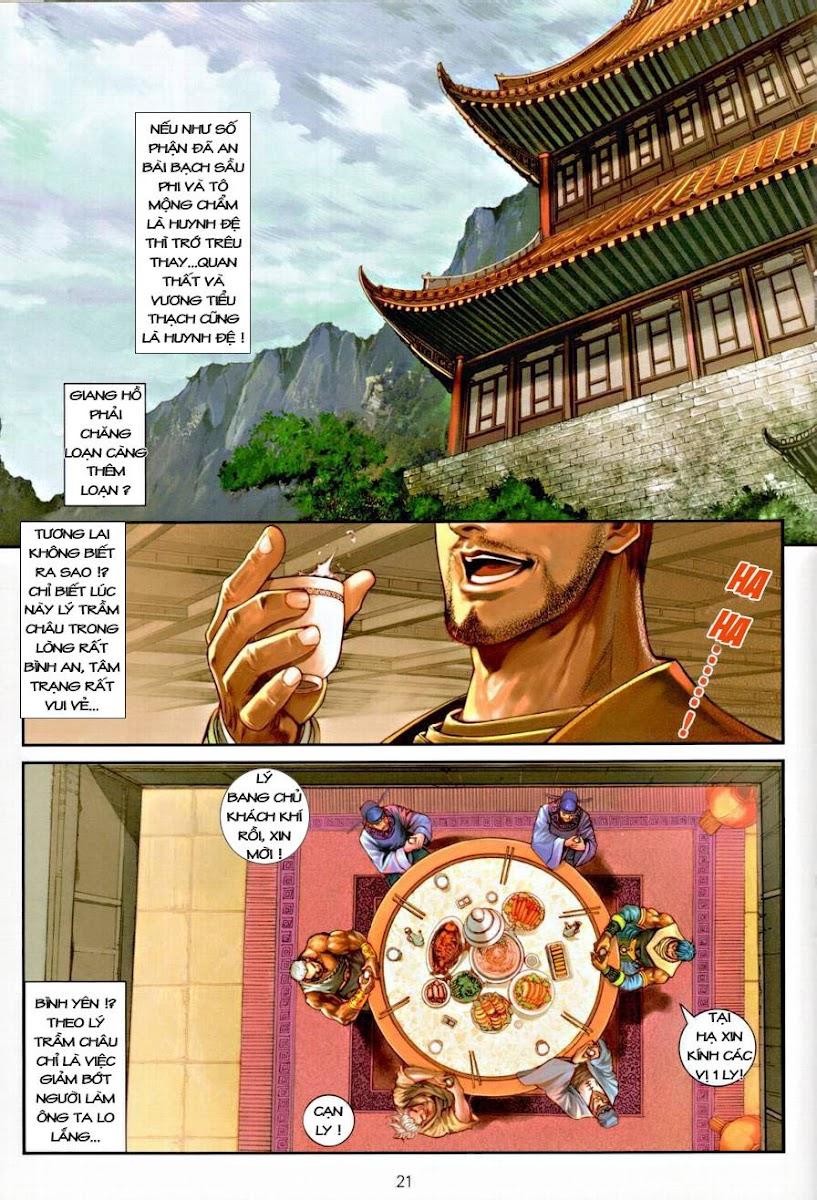Ôn Thụy An Quần Hiệp Truyện chap 7 trang 21