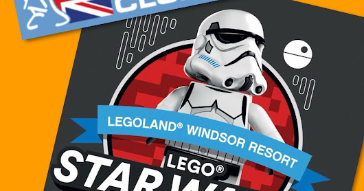 LegoLand - May 4th Weekend event 2018