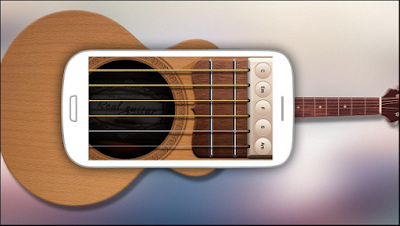 REAL GUITAR APK, REAL GUITAR APPS, MUSIK, AUDIO