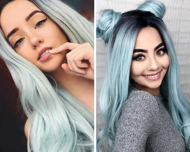 Ombre Hair Wigs - Everyday Wigs