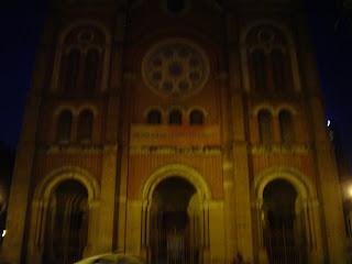 Cattedrale di Saigon. Vietnam