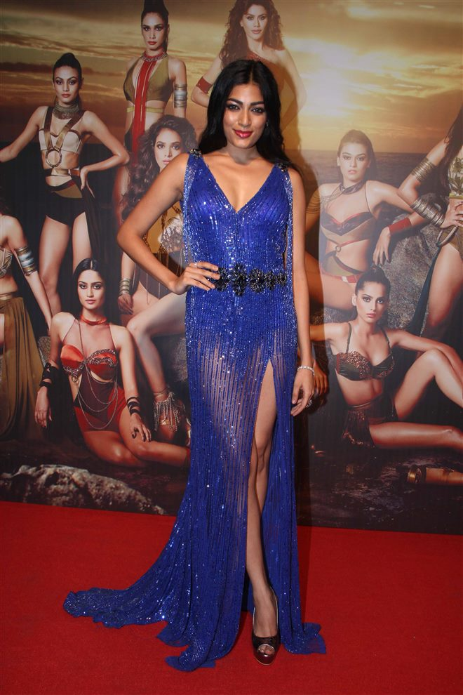 Yamaha Fascino Miss Diva Star Studded Red Carpet 2017 Event Pics