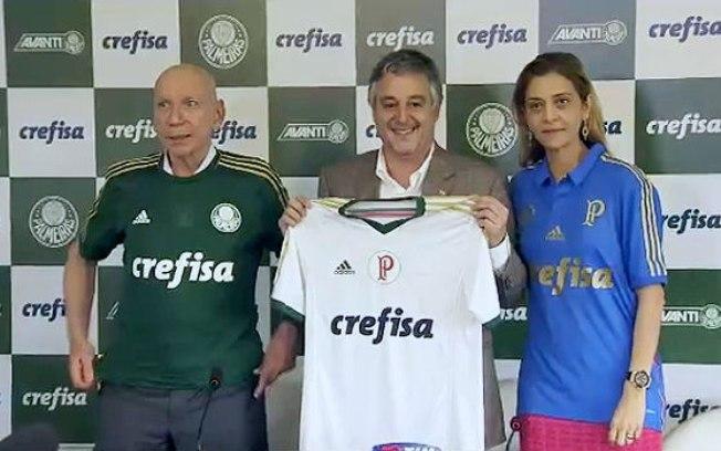 Crefisa renova com o Palmeiras por 2 anos.