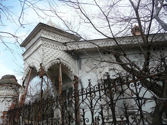 Білгород-Дністровський. Особняк Ярошевича. Пам'ятка архітектури. 1890 р.
