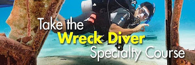 Wreck Diving - Sea Breaze