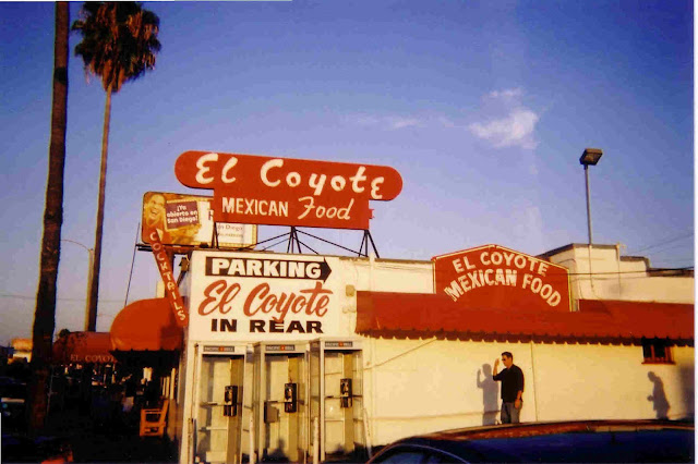 Coyote Mexican Food Hollywood