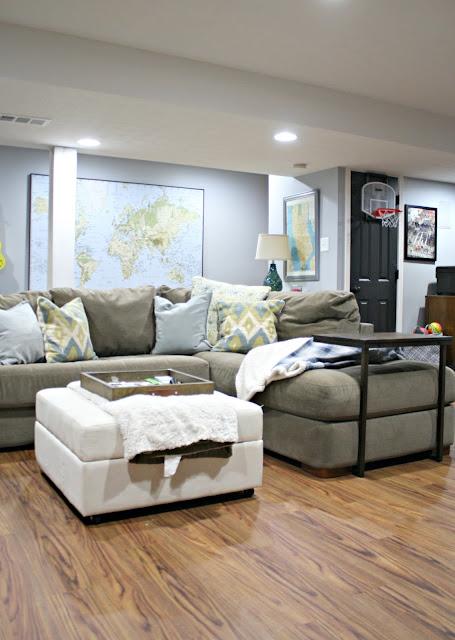 vinyl water-resistant flooring