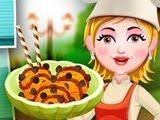 Game Cooking Pumpkin Ice Cream