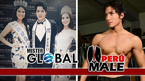 Mister Global Peru 2018