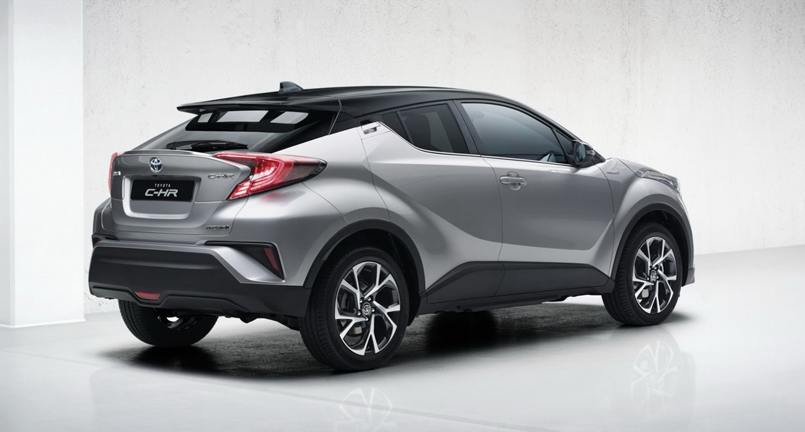Used Honda Hrv >> New Toyota C-HR Gets 1.2L Turbo, 2.0L And 1.8L Hybrid Powertrains [New Pics] | carscoops.com