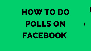Create your own voting poll