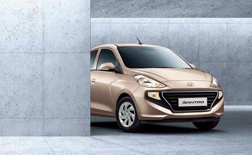 All-new Hyundai Santro