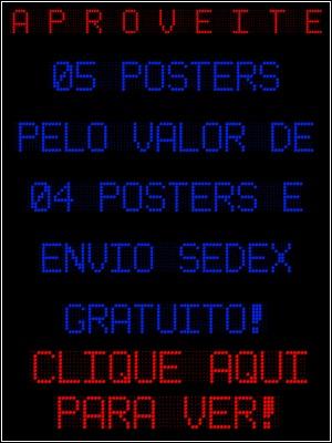 promoção posters