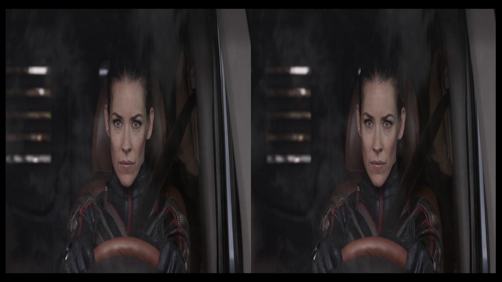 Ant-Man and The Wasp (2018) 3D SBS Full 1080p Latino-Ingles captura 3