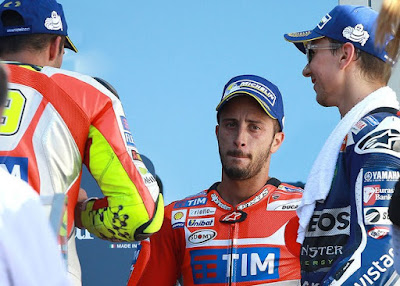 Kemenangan Ducati Jadi Berkah Untuk Marquez