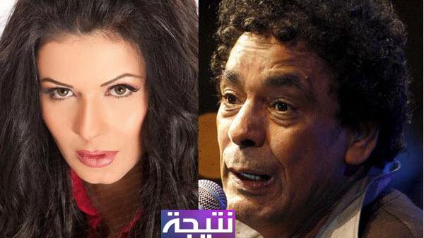 تعرف على قصة زواج نجلاء بدر ومحمد منير