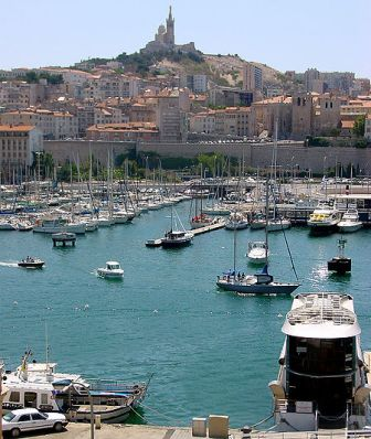 Old Port Marseille