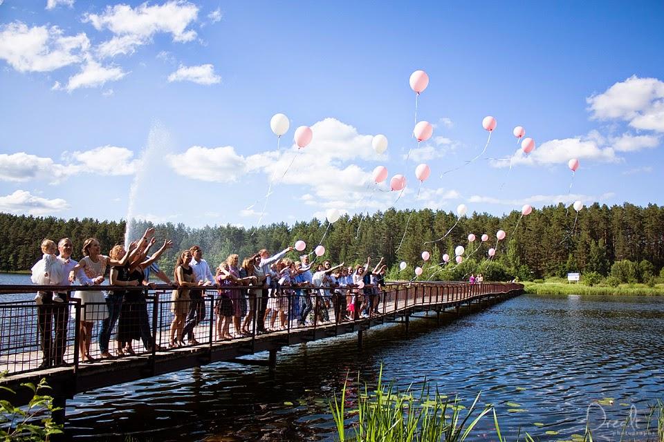 Krikštynų balionai