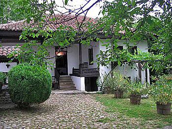 Bora Stankovic house