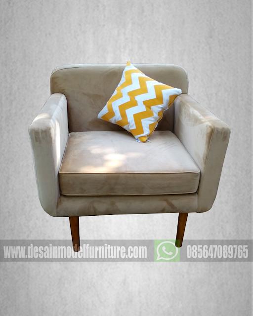Sofa minimalis retro berkualitas