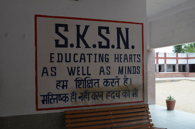 SKSN - educating hearts as well as minds