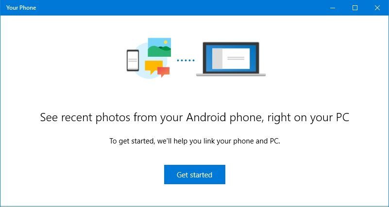 Problem with Your Phone app on Windows 10? Here's some troubleshooting tips...