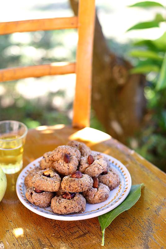 Biscuits italiens à l'huile d'olive (sans oeufs et sans laitages)