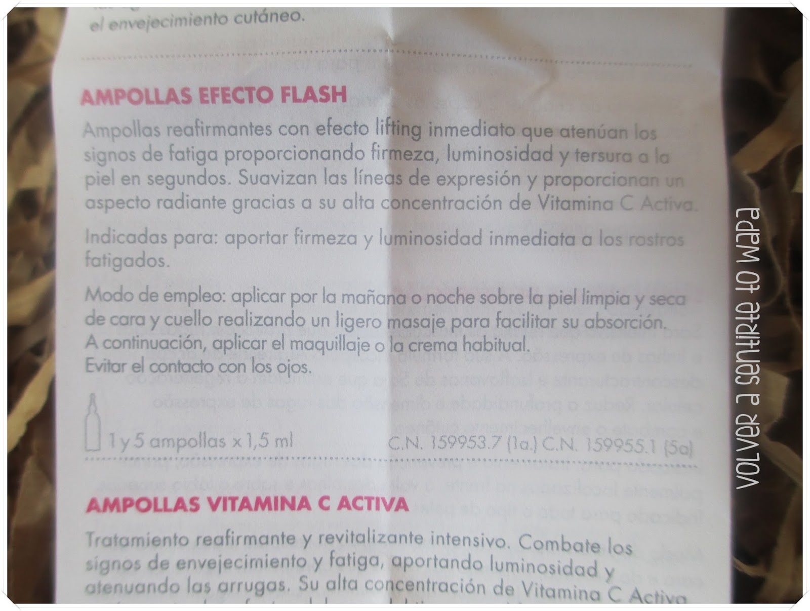 Apollas Efecto Flash con Vitamina C de REPAVAR