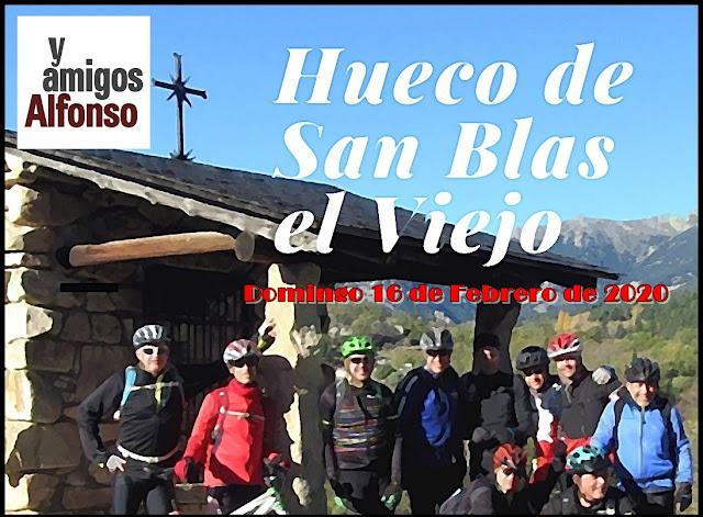 AlfonsoyAmigos - Hueco de San Blas